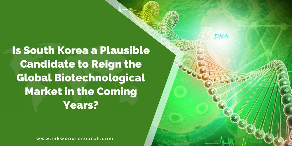 IS SOUTH KOREA A PLAUSIBLE CANDIDATE TO REIGN THE GLOBAL BIOTECHNOLOGICAL MARKET IN THE COMING YEARS?