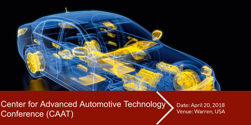 Center for Advanced Automotive Technology Conference (CAAT)