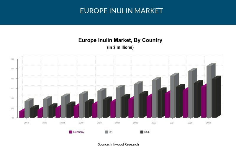 Europe Inulin Market | Trends, Growth, Revenue, Analysis