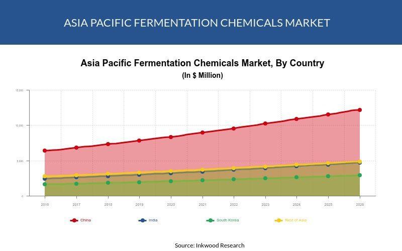 Asia Pacific Fermentation Chemicals Market
